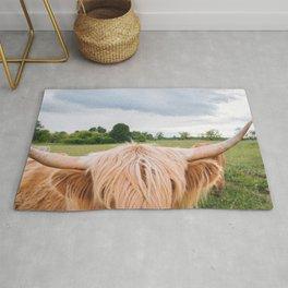 Highland Cow - Longhorns Rug