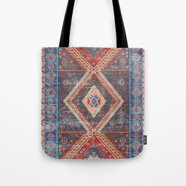 (N16) Boho Moroccan Oriental Artwork for Rustic and Farmhouse Styles. Tote Bag