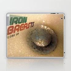 Iron Breasts Laptop & iPad Skin