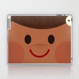 Face II Laptop & iPad Skin