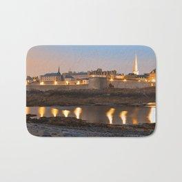 Saint Malo Twilight Bath Mat