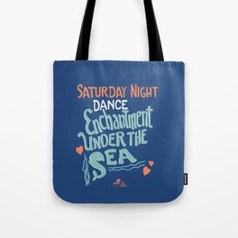 The Enchantment Under The Sea Tote Bag