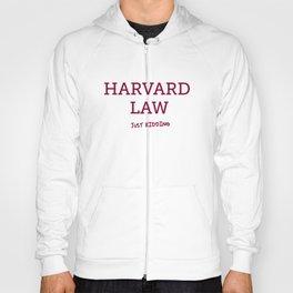 Harvard Law Hoody