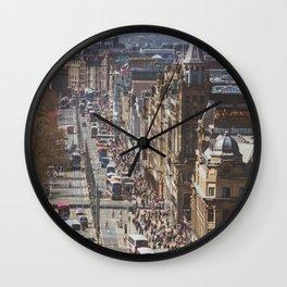 Princes Street Wall Clock