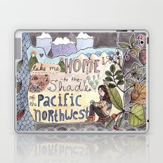 Take Me to the Shade Laptop & iPad Skin
