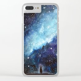 I can hardly breathe. Clear iPhone Case