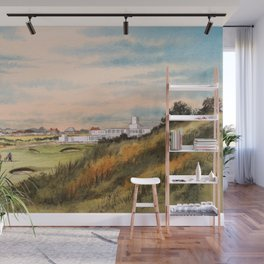 Royal Birkdale Golf Course Wall Mural