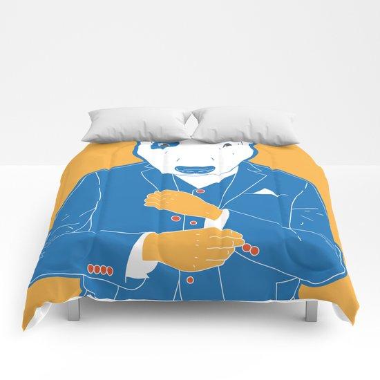 Gentleman's Code Comforters