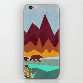 Peak iPhone Skin