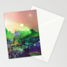 Symbiodinia-MJ-4 Stationery Cards