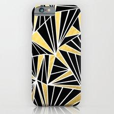 Ab Fan Zoom Gold Slim Case iPhone 6s