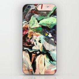 Already Undone iPhone Skin