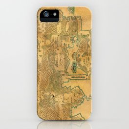 Kanto iPhone Case