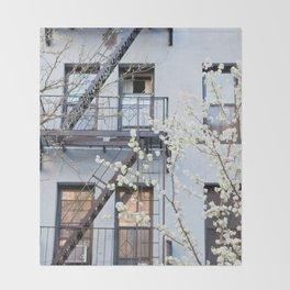 Brooklyn Spring Throw Blanket