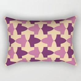 Alhambra Granada Motif Rectangular Pillow