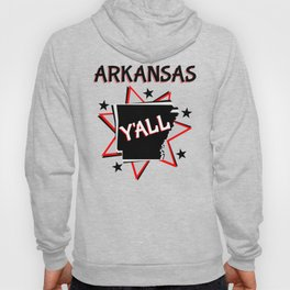 Arkansas State Y'all Hoody