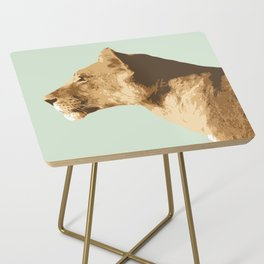 The Lioness Side Table