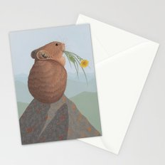 American Pika Stationery Cards