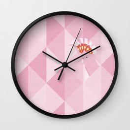 Major Mitchell's Wall Clock