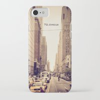 manhattan iPhone & iPod Cases featuring Manhattan by Jake Metzger Photography
