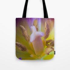 Tulip Macro Tote Bag