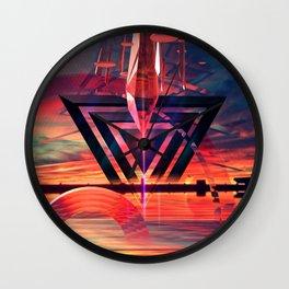 Cyve Zt. Yryzyn Wall Clock