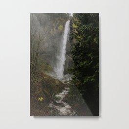 Latourell Falls, Oregon Metal Print