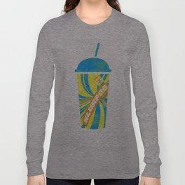 Slurpee Obsession Long Sleeve T-shirt