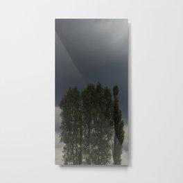 Dramatic Growth Metal Print