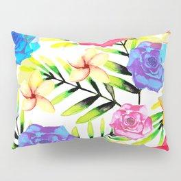 Floral Pillow Sham