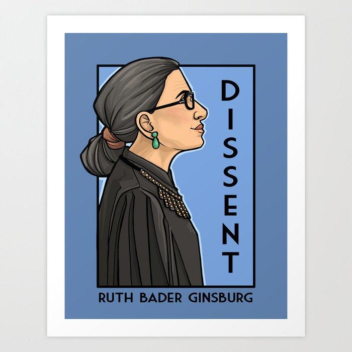 Dissent Kunstdrucke
