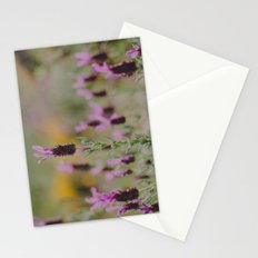 Smell the Lavender Stationery Cards