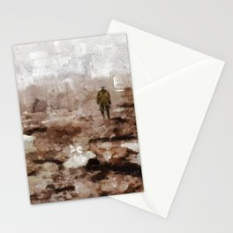 No Mans Land, WWI Stationery Cards