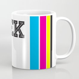 Design Geek (CMYK) Coffee Mug