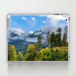 Mount Fisht Laptop & iPad Skin