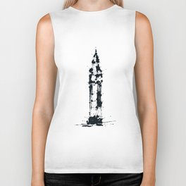 Splaaash Series - Big Ben Ink Biker Tank