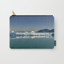 Ice in the Godthåbsfjord, Greenland Carry-All Pouch