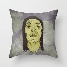 Josh LaFrankenstein's Monster Throw Pillow