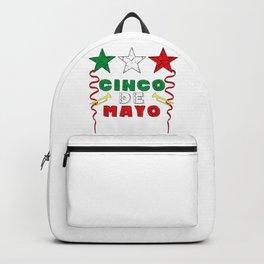Cinco De Mayo Backpack