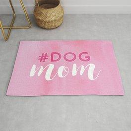 # DOG mom Rug