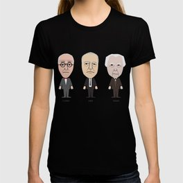 The Godfathers of Modern Architecture T-shirt