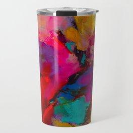 Shades of Colors Travel Mug