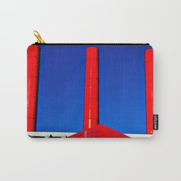The Red Factory Carry-All Pouch