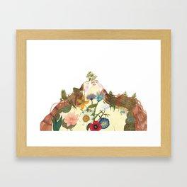FERTILITY Framed Art Print