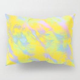impressionism sun Pillow Sham