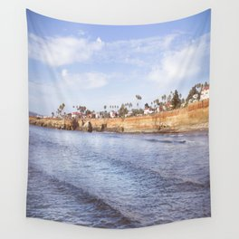 Sunset Cliff Wall Tapestry