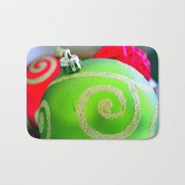Christmas Ornaments | Nadia Bonello Bath Mat
