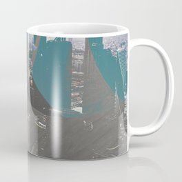 Dystopia city Coffee Mug