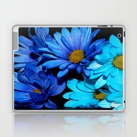 Blue   Laptop & iPad Skin