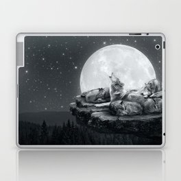Echoes of a Lullaby Laptop & iPad Skin